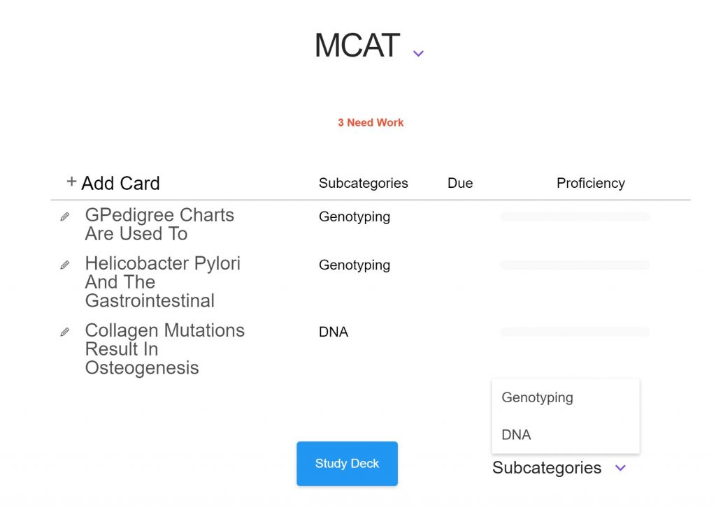 Why you should use 21st Night as your MCAT error log | 21st