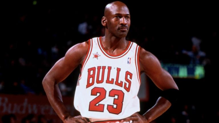 Don't have to retake the GRE if you're michael jordan